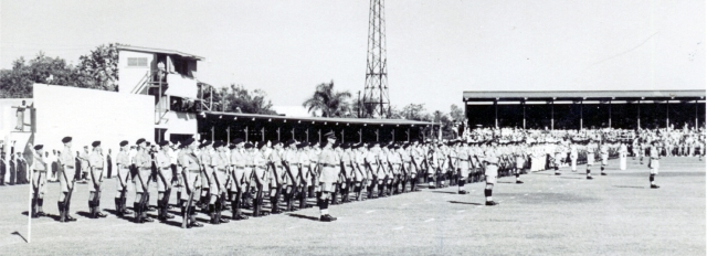 Caribbean 1954-1957