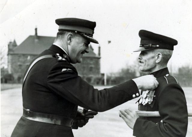 Bodmin Regimental Depot - circa 1957