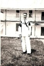 Joe at Prospect Garrison Bermuda