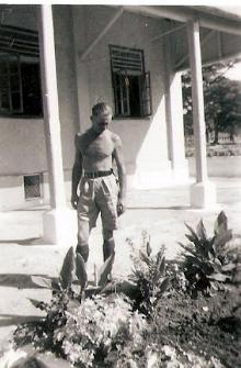 Bugle Major Bill Alan