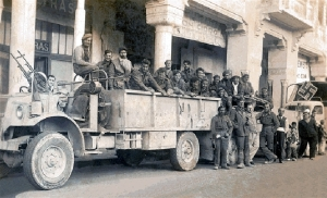 Somewhere in Italian occupied Libya 1942 or 1943