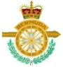 Regimental Crest of The Bermuda Regiment