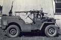 Belgium: side view of Fuka jeep