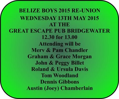 Belize Boys Notice 2015