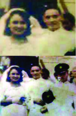 Paul Grange Wedding