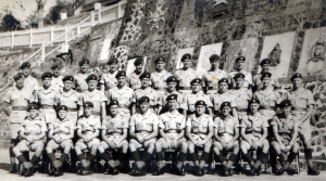 10 Platoon. D Company, Newcastle Hill Station Jamaica 1954